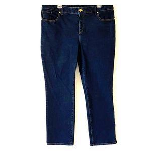 Chico's 3S the So Slimming Slim Jeans